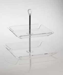 Centrotavola in plexiglass