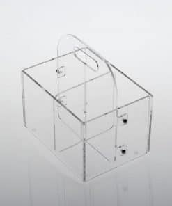 portaposate simply plexiglass