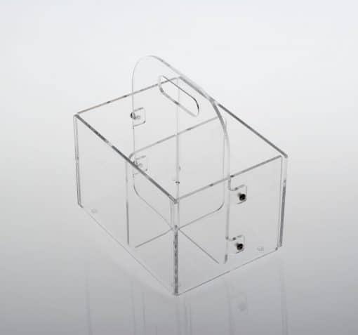portaposate simply plexiglass
