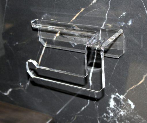 Porta carta igenica senza forare